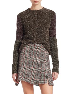 Sparkle Lurex Sweater