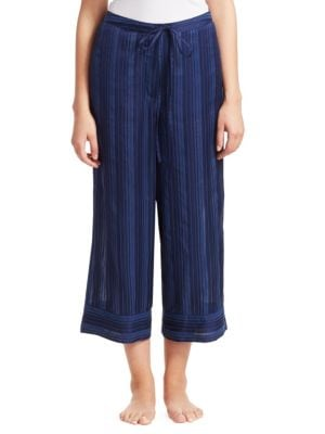 COMMANDO Cotton Boyfriend Pajama Pants