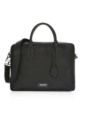 Fulton Leather Briefcase