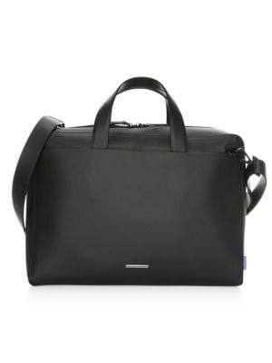 URI MINKOFF Kent Leather Briefcase