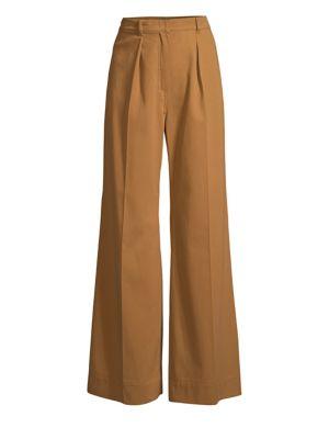 WEEKEND MAX MARA Falcone Wide-Leg Pants