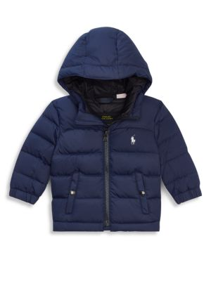 Baby Boy's Classic Puffer Jacket