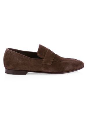 Chiltern Soft Suede Loafers