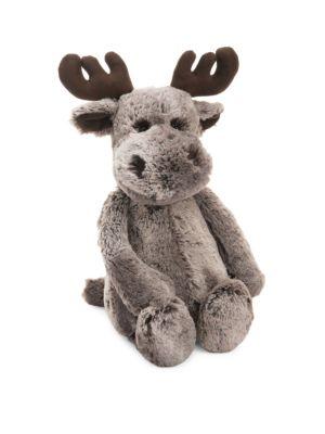 Marty Moose Plush Toy