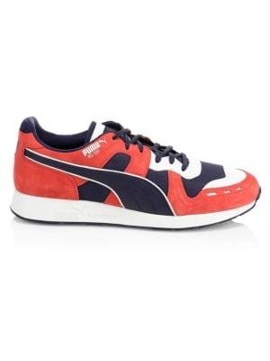 RS-100 Nubuck Sneakers