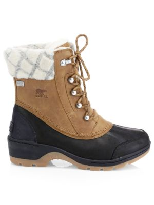 Whistler Wool Lined Winter Boots