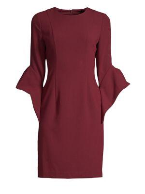Lorie Bell Sleeve Dress