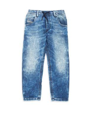 DIESEL   Little Boy's & Boy's Krooley Jogger Jeans   Goxip