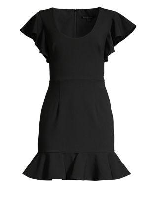 BLACK HALO Lynn Mini Sheath Dress