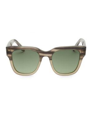 Bunker 50MM Square Sunglasses