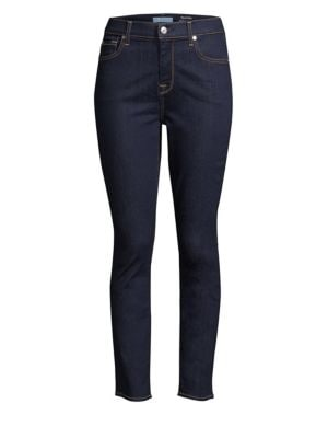 B(air) Ankle-Length Skinny Jeans