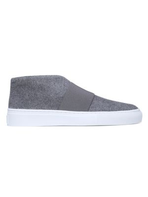 VIA SPIGA Sayer Boiled Wool Sneakers