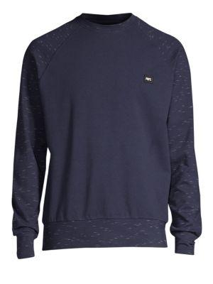 Habitual Raglan Crewneck Sweatshirt
