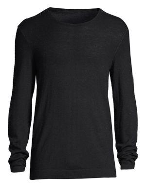 JOHN VARVATOS Long-Sleeve Sweater