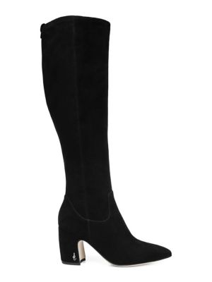 Hai Knee-High Suede Boots