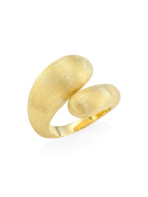 Legàmi 18K Yellow Gold Ring