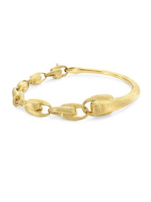 Legàmi 18K Yellow Gold Bangle Bracelet