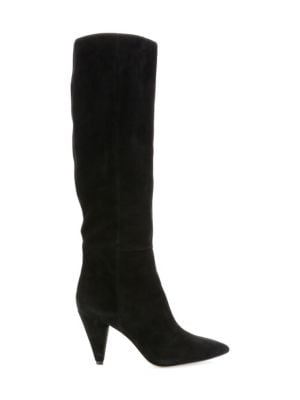 Rosslyn Suede Boots