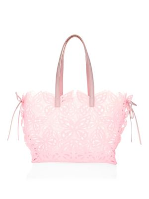 Liara Jelly Tote