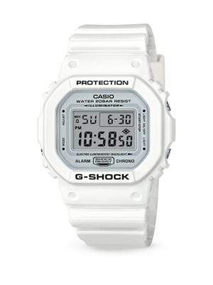 G-SHOCK | Shock-Resistant Digital Strap Watch | Goxip