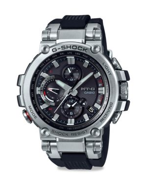 G-SHOCK Stainless Steel Strap Watch