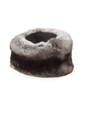 Chinchilla Fur Hat