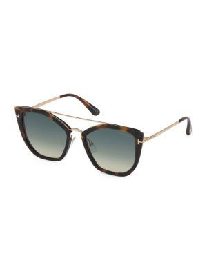 Dahlia 55MM Cat Eye Sunglasses