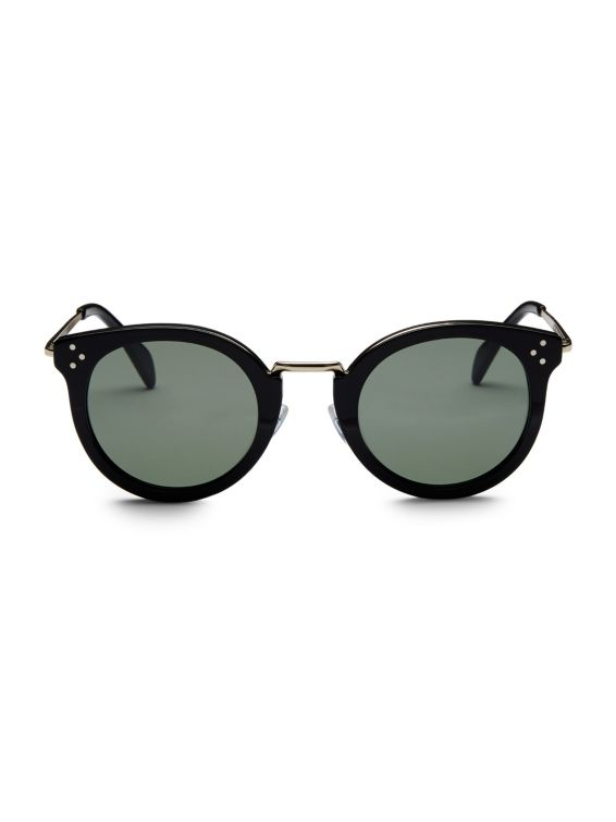 CELINE 48MM Round Frame Sunglasses