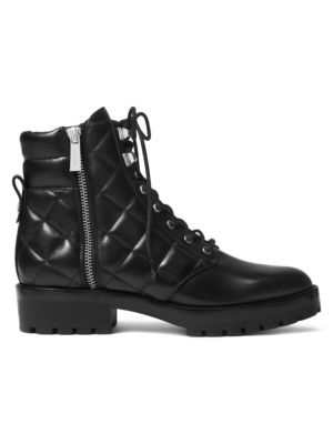 Rosario Leather Ankle Boots