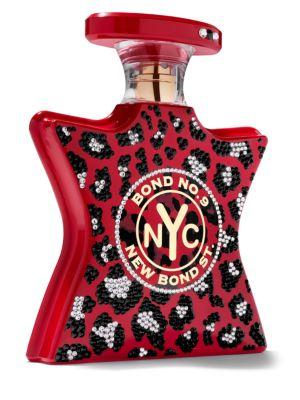 BOND NO. 9 NEW YORK New Bond St. Swarovski Eau De Parfum/3.4 Oz.