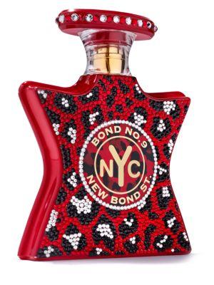 BOND NO. 9 NEW YORK New Bond St. Swarovski Bejeweled Eau De Parfum/3.3 Oz.