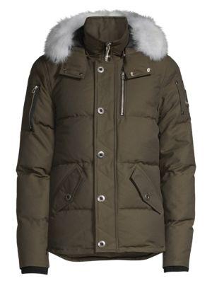 3Q Down Fill Puffer Jacket