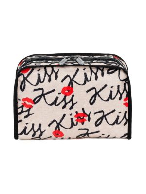 LESPORTSAC Alber Elbaz x Lesportsac Extra-Large Ivy Cosmetic Bag