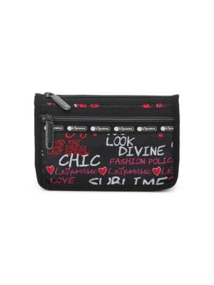 Alber Elbaz X Lesportsac Jovie Cosmetic Bag, Multi