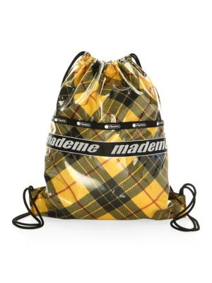 Mademe x Lesportsac Drawstring Backpack