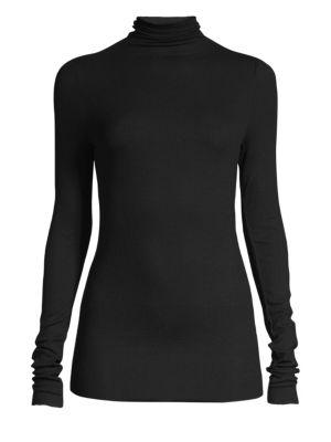AG | Chels Turtleneck Sweater | Goxip
