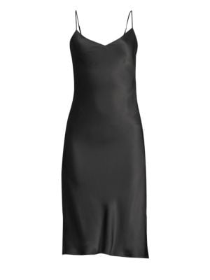 Jodie Silk Slip Dress