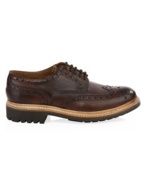 Archie Commando Leather Brogues