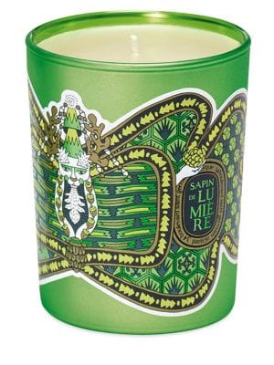 Pine Tree Of Light Candle
