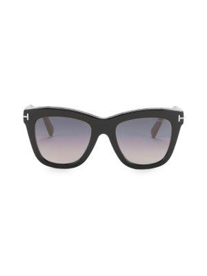 Julie 52MM Square Sunglasses