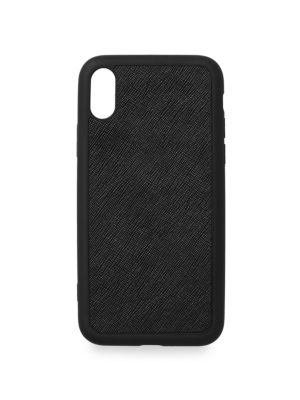 Leather iPhone X Case