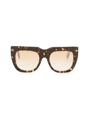Thea 51MM Square Sunglasses