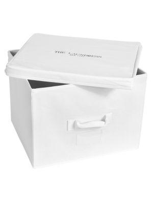 THE LAUNDRESS | Home Organization Medium Storage Box | Goxip