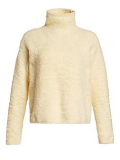 아크네 스튜디오 Acne Studios Kristel Knit Turtleneck Sweater,Vanilla Yellow