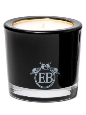 EB FLORALS Mini Six-Piece Rose & Leather Candle Set