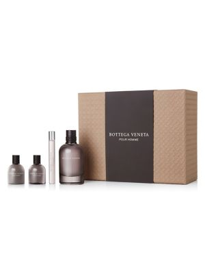 Pour Homme Weekend Four-Piece Gift Set