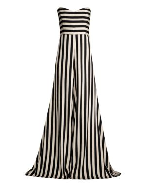 Forbes Stripe Jumpsuit