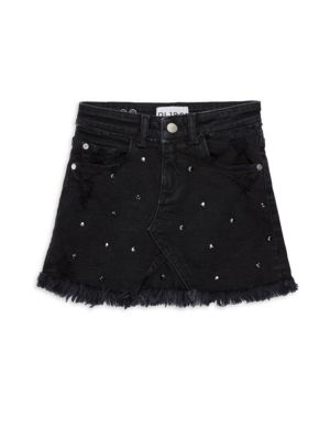 Girl's Jenny Denim Skirt