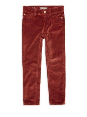 Girl's Chloe Crush 8 Skinny Vetvet Pants