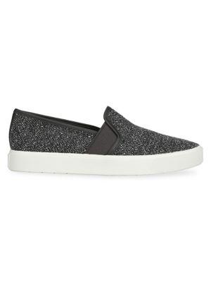 Blair Patent Leather Slip-Ons